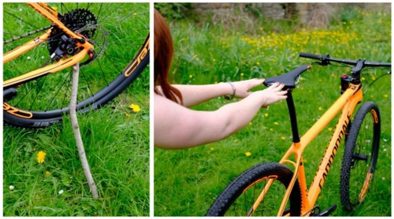 留下最美瞬间 自行车拍摄技巧