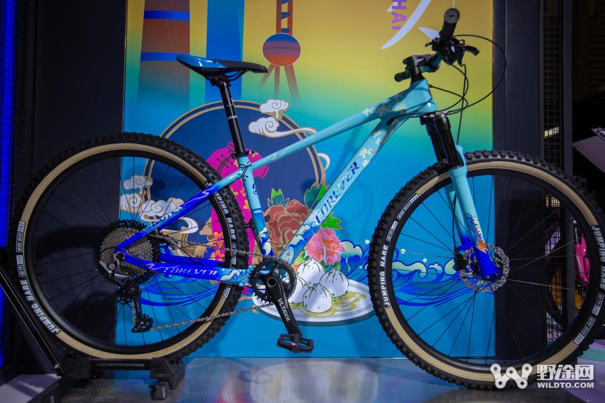 图个好看 世界自行车日 给爱车换个涂装