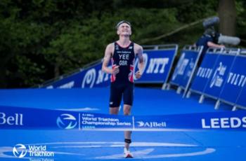 世界铁人三项赛利兹站 两届奥运冠军被取消资格