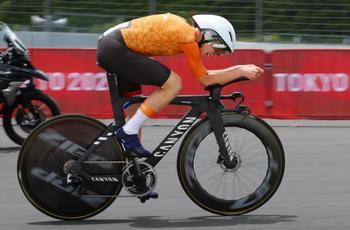 东京奥运会|女子个人计时 荷兰挽尊 摘下一金一铜