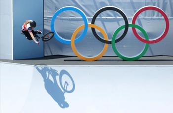 东京奥运会 | BMX自由式:英国队夺自行车项目第三金
