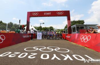 东京奥运会 公路自行车大组赛幕后花絮