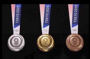 最高62.5万欧 各国奥运奖牌得主奖金有多少?