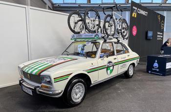 图集|月球自行车 欧洲展上那些奇特产品
