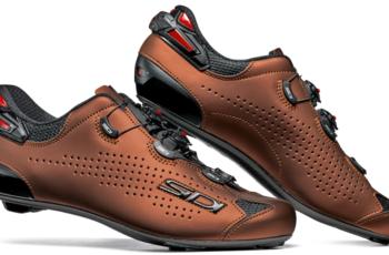 复古风格  SIDI全新限量版Shot 2公路锁鞋