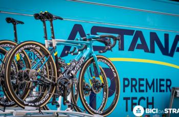 一支顶级自行车队每年需要多少器材?
