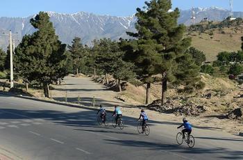 局势动荡 阿富汗女骑手寻求外界帮助