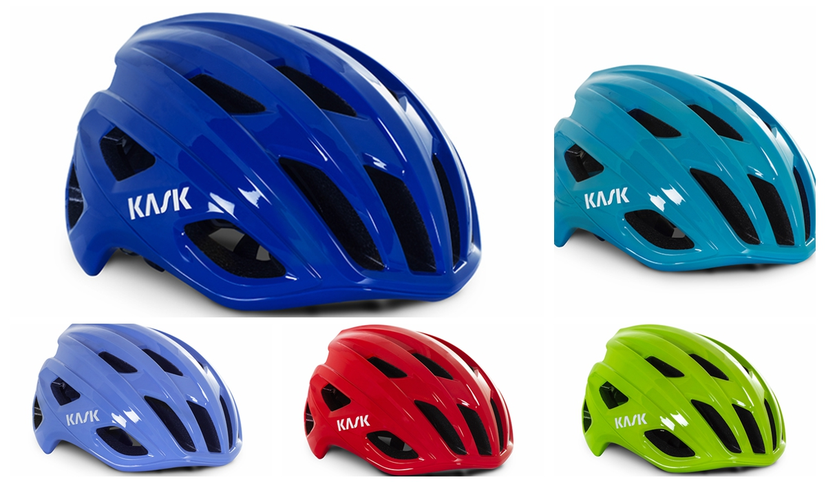 更彩更炫  KASK Mojito³ 头盔推全新限量版涂装