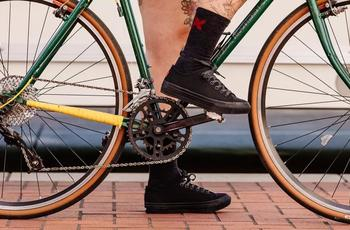 Chrome Industries携手松下推出新款城市骑行鞋