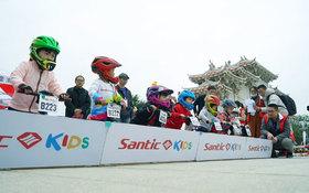 【视频】森地客KIDS滑步车联赛厦门站:慈济宫 一群萌娃的跨年礼