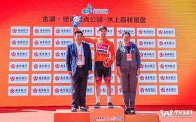 【视频】环太湖 | 收官 本法托再揽赛段 肯内特问鼎总冠军