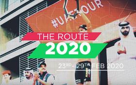 【视频】环阿联酋 | 7天1177公里囊括7个酋长国